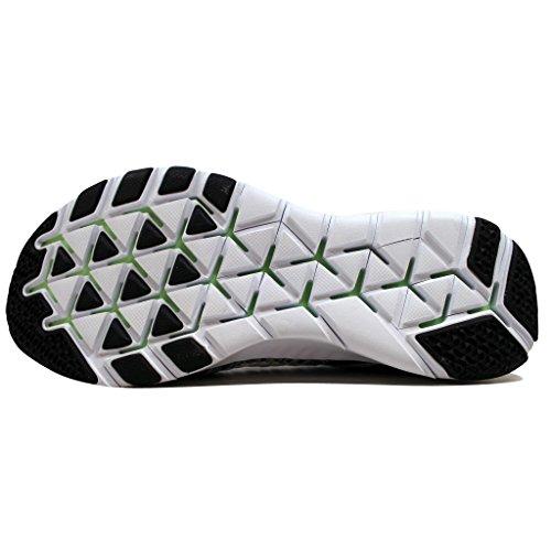 Nike Mens Gratis Tåg Kraft Flyknit Hasta / Vit-hyper Druva 833275-300 Sko