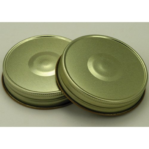 One-Piece Safety Seal Caps, 12/pkg.