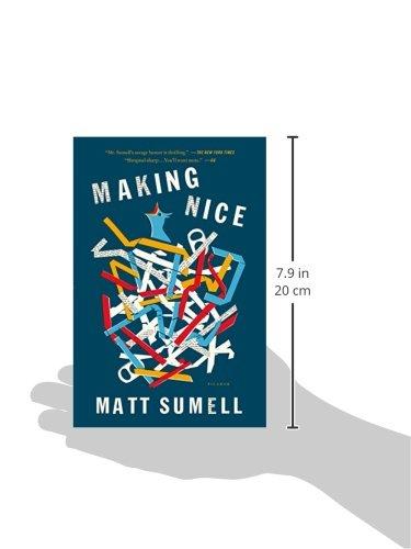 MAKING NICE: Amazon.es: Sumell, Matt: Libros en idiomas ...