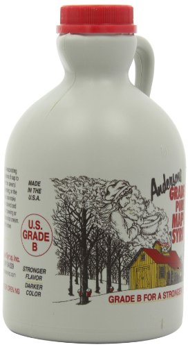 Anderson's Pure Maple Syrup, Grade B, 32-Ounce by Anderson's (Image #6)