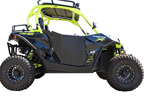 Bling Star Can-Am Commander/Maverick Suicide Doors 2014-2018