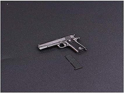NEDTO 1/6 Modelo 1911 - Pistola de Soldado para Dress Up HT VERYCOOL TBLeague Hottoy Phicen