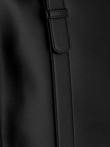 Unique Femme Noir Zanellato à Main Noir pour Sac Taille wIw8gqn0