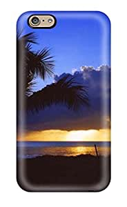 High Quality Shock Absorbing Case For Iphone 6-amazing Sunset