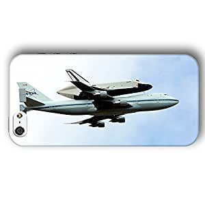 2013 NASA Space Shuttle Final Flight Farewell New York City Case For HTC One M8 Cover Slim Phone Case by ruishername