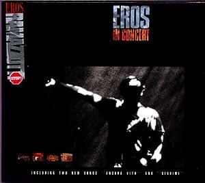 Eros Ramazzotti - Eros In Concert - DDD - 354 312(2), DDD - 354 310, DDD - 354 311