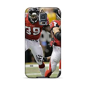 Galaxy S5 Cover Case - Eco-friendly Packaging(nfl Week12 Saints Vs Falcons)
