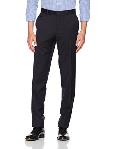 Carl Hombre Azul Gross blau De Pantalones 63 Traje Para 6FrT64x