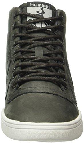 Hummel Unisex-Erwachsene Hml Stadil Winter High Sneaker Top Grau (Beluga)
