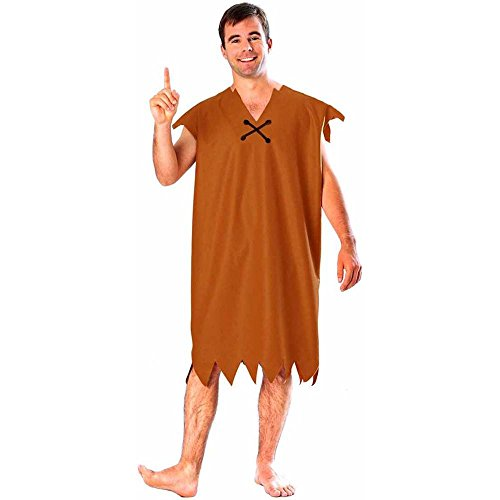 Barney Rubble Adult Costume ()
