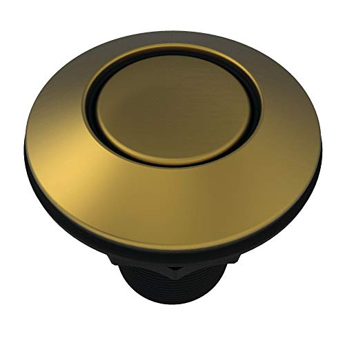 Newport Brass 111 Soft Touch Air Activated Disposer Switch from the 940 Series, Antique Brass (Series 940 Faucet)