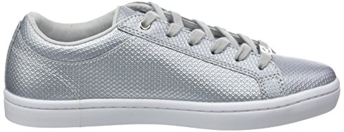 Lacoste Slv Women's Wht Trainers Straightset 19l White Caw 318 2 gfvpgH