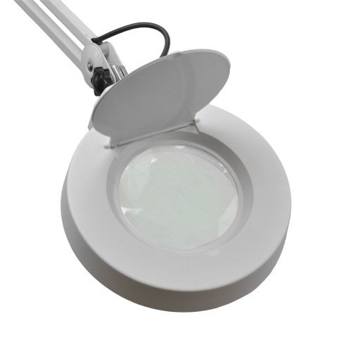 Fluorescent Magnifying Lamp by Chicago Electric (Image #3)