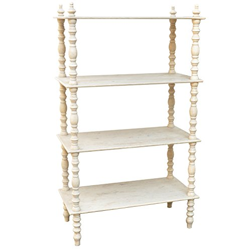 The Modern Lyndsay Etagere Bookcase