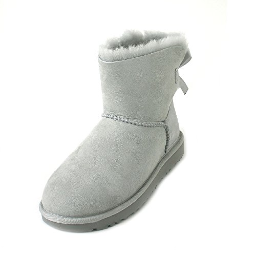 II Ugg Mini Grey Bailey Bow W Violet SqHxZqv