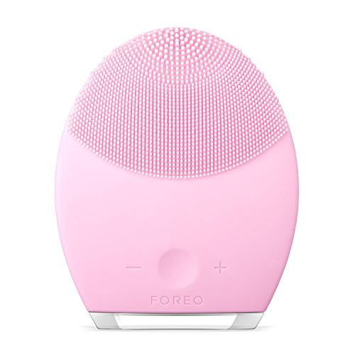 FOREO LUNA 2 Personalized Facial Cleansing Brush and Anti-Aging Face Massager for Normal Skin