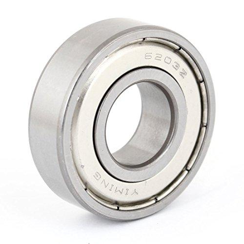 Roulements /à bille acier doux pauvre en carbone 11mm lot X100 Bearing Options