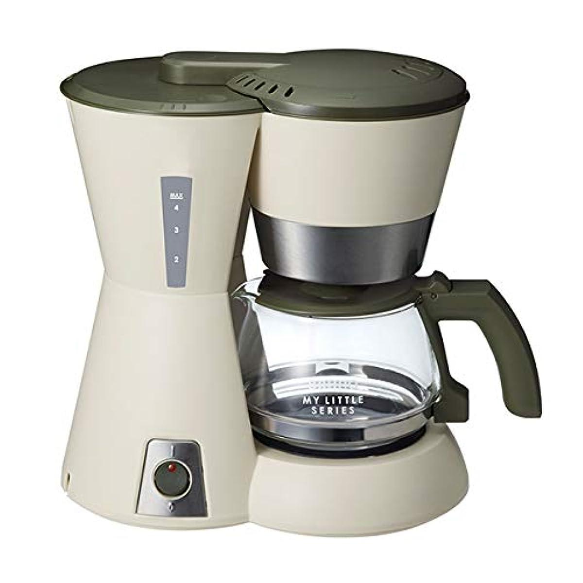 [해외] 브루노 마이리틀 시리즈 커피 메이커 (3색상)