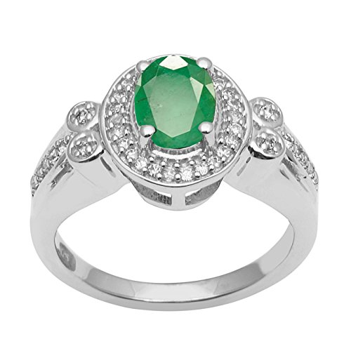 Shine Jewel Designer Emerald W