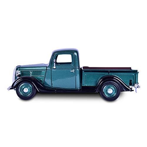 Motormax 1:24 1937 Ford Pickup - Truck Diecast Ford Car