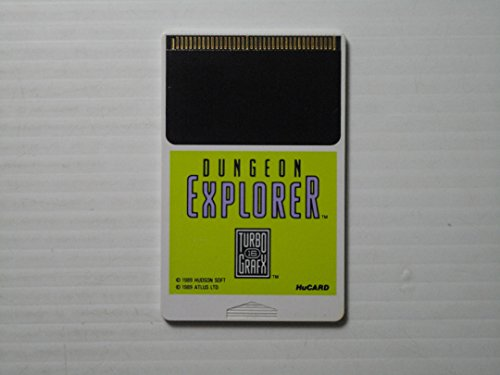 Dungeon Explorer - Turbografx 16