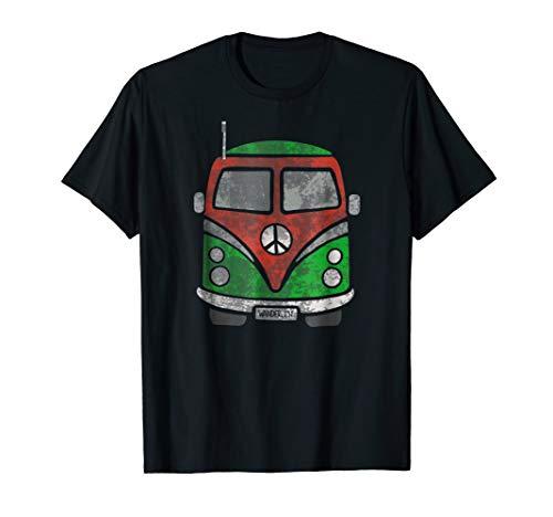 Vintage Van 1960s Wanderlust T-shirt