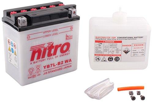 Nitro YB7L-B2 WA -N- Baterí a DC AFAM NV