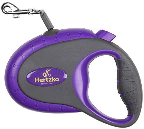 Hertzko Retractable Nylon Leash Medium product image