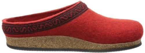 Stegmann 108 Unisex Volwassen Rode Slippers (donkere Kers 8820)