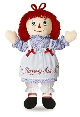 Raggedy Ann Classic Doll 25 by Auromere