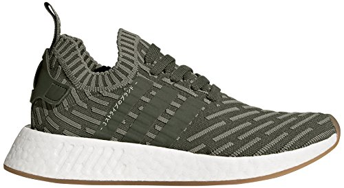 adidas Originals Women's NMD_R2 PK W Sneaker, St Major/St Major/Shock Pink, 7.5 M US