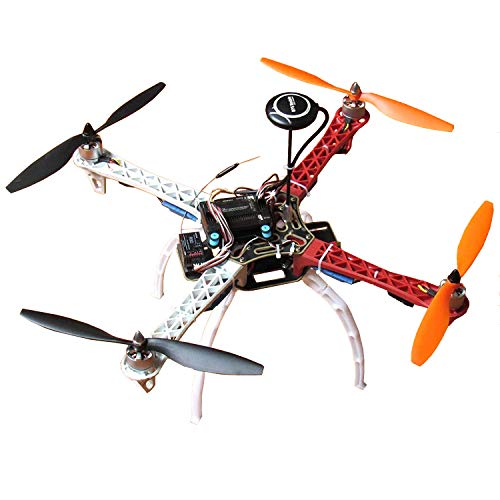 Cheap Hobbypower ATF DIY F450 Quadcopter Kit with APM2.8 Flight Control + NEO-7M GPS + 920KV Motor +Simonk 30A ESC + 1045 Props