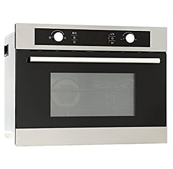 Genial Montpellier MWBIC90044 | Compact Built In Combi Microwave Oven With Pull  Down Door In Stainless