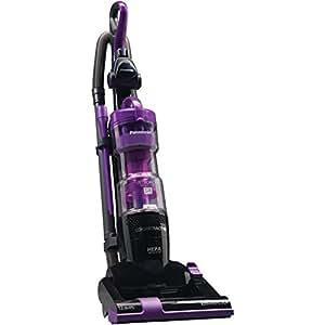 "Panasonic ""Jet Force Bagless"" Upright Vacuum Cleaner MC-UL427, Vibrant Violet & Black finish"