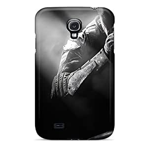 Hot Call Of Duty Black Ops 2 First Grade Tpu Phone Case For Galaxy S4 Case Cover
