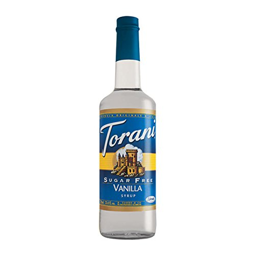 Torani® Vanilla Syrup Sugar Free by Torani