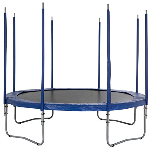 Trampoline Parts Retailers: Trampoline Replacement Enclosure Poles & Hardware (Net