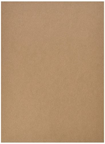 Pacon Groundwood Construction Paper, 9in. x 12in., Light Brown