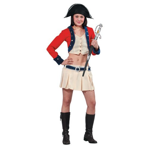 Dress (Adult Colonial Soldier Costumes)