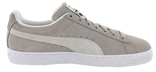 Puma Suede Klassieke Sneaker, Essenwit, 6 M Us