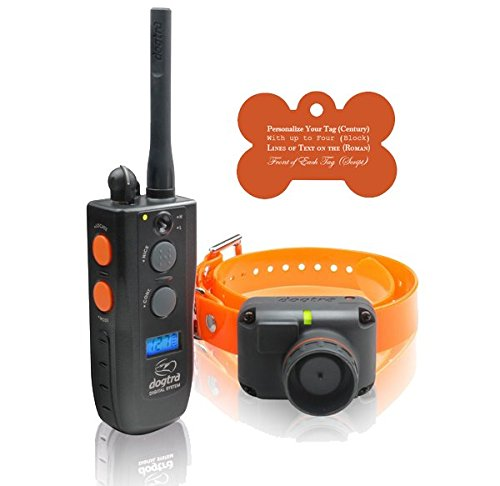 2500T&B - 1 Dog Kit (20+ Pounds) Dogtra Handheld Remote T...