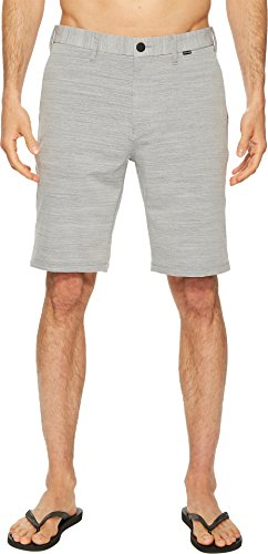 Hurley Men's Dri-Fit Cutback Walkshorts Wolf Grey 40 10