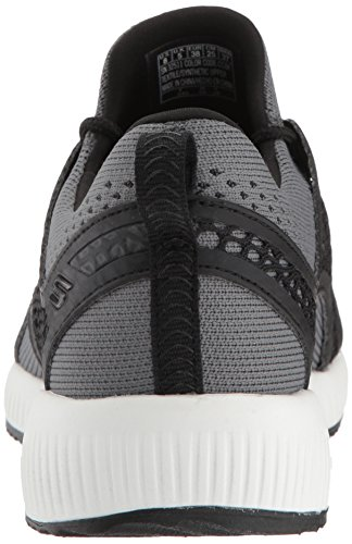 Donna Sneaker charcoal Squad electromagnetic Grigio Bobs Skechers Black Ccbk qwP7fvBWx