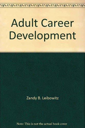 adult career development concepts - 8