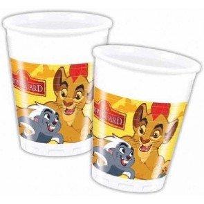 8 Tazas EL REY LEÓN de Disney para Cumpleaños niños o Fiesta ...