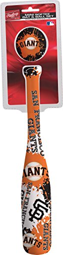 MLB San Francisco Giants Kids Mini Softe - Black Mlb Baseball Bat Shopping Results