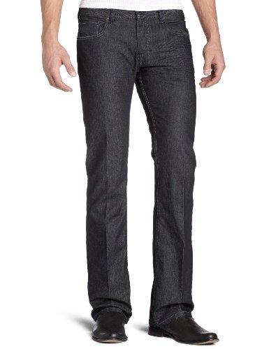 Diesel Men's Zatiny Slim Micro-Bootcut Jean 0088Z, Denim, 40x32 (Diesel Mid Rise Jeans)