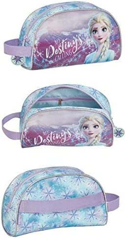 Frozen II Neceser, Bolsa de Aseo Adaptable a Carro: Amazon.es: Equipaje