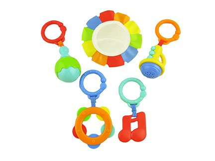 Fisher-Price Babys Bandstand Play Gym - Replacement Toys