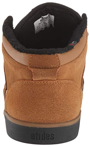 Jefferson Skate Hommes Marron Noir Etnies Mtw De Chaussures 4z561qwE6